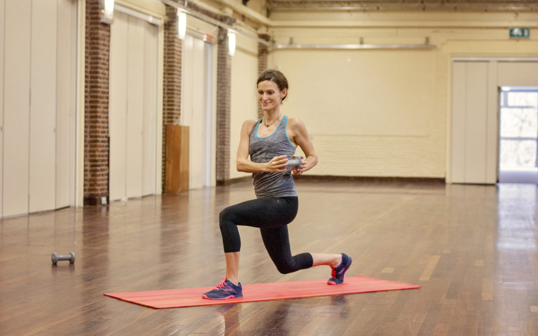 How To Actually Stick To Your Fitness Routine